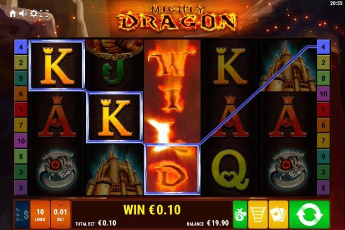 Mighty Dragon screenshot