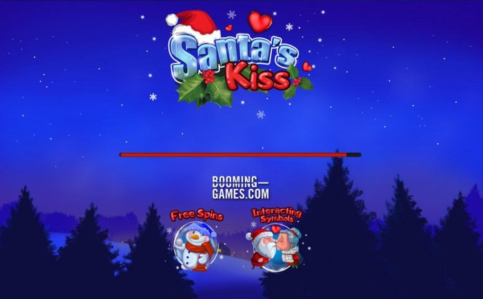 Images of Santa's Kiss