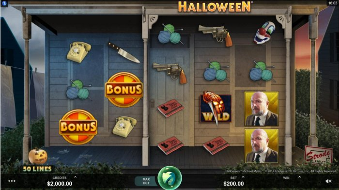 Halloween by All Online Pokies