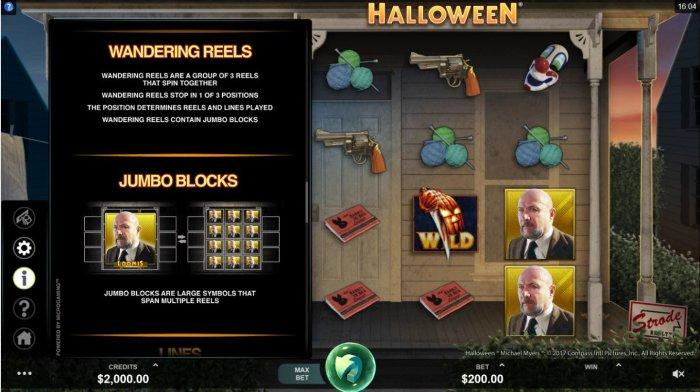 Halloween screenshot