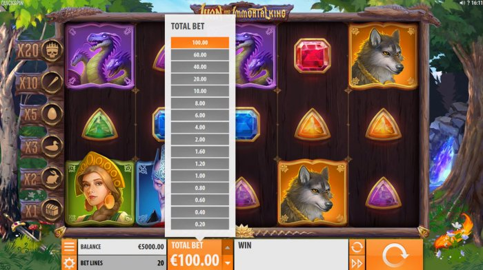 Betting Options by All Online Pokies