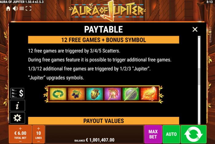 All Online Pokies - Free Game Rules