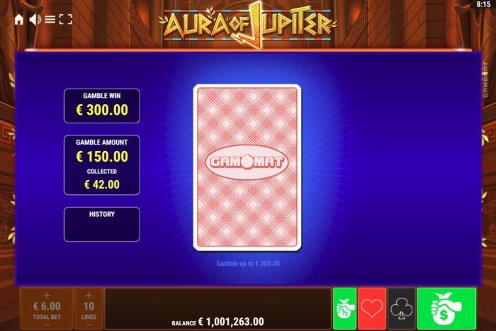 All Online Pokies image of Aura of Jupiter