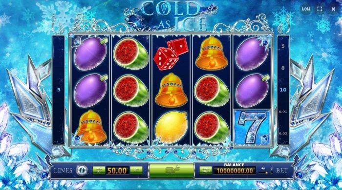Cold As Ice screenshot