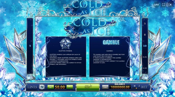 Scatter and Gamble Feature Rules - All Online Pokies