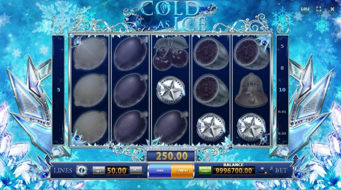 Cold As Ice by All Online Pokies