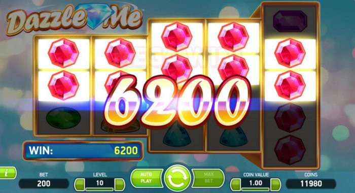 Dazzle Me by All Online Pokies