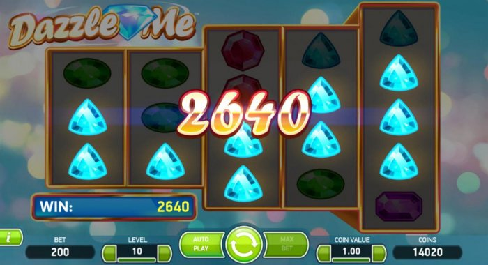 All Online Pokies - Wow, a 2640 coin jackpot