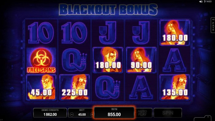 Lost Vegas by All Online Pokies