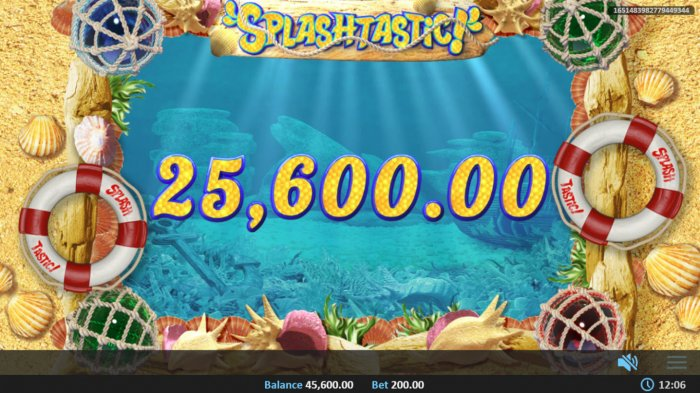 All Online Pokies image of Splashtastic