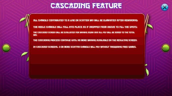Cascading Reels - All Online Pokies