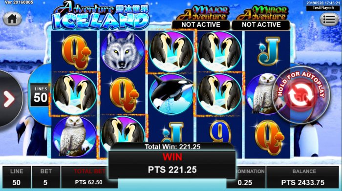 Iceland by All Online Pokies