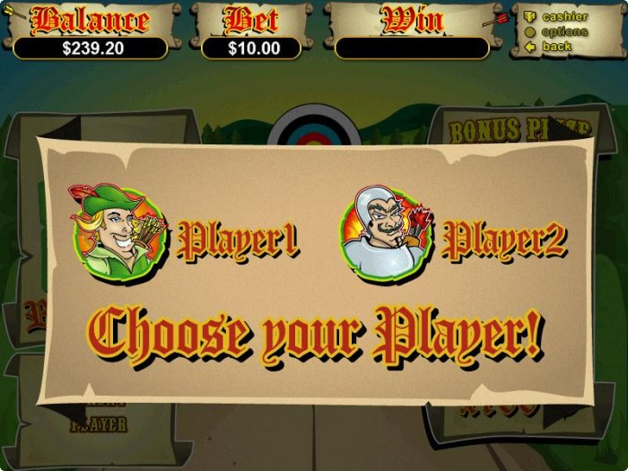 Prince of Sherwood by All Online Pokies