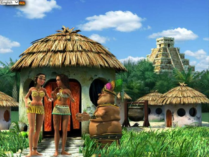 All Online Pokies - your selection will be presented to the aztec girls