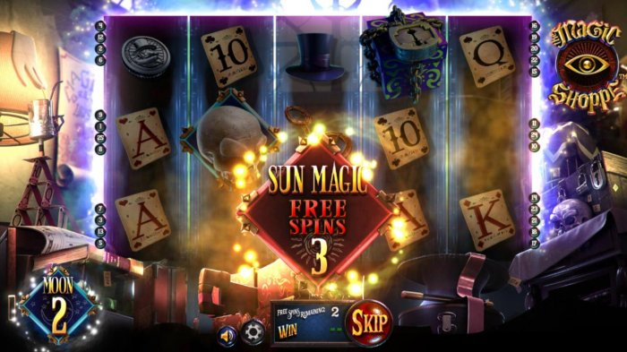 Magic Shoppe by All Online Pokies