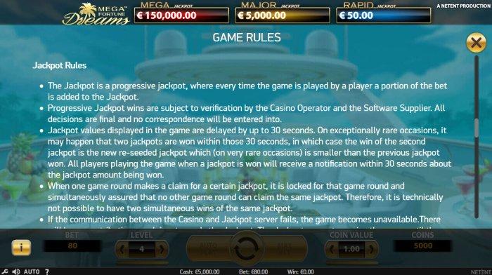 All Online Pokies image of Mega Fortune Dreams