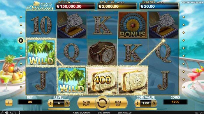 Mega Fortune Dreams by All Online Pokies