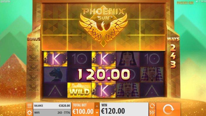 Phoenix Sun by All Online Pokies
