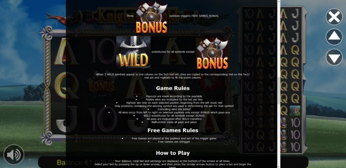 Scatter Symbol Rules - All Online Pokies