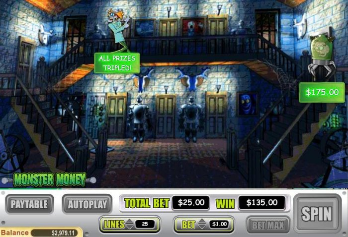 Monster Money by All Online Pokies