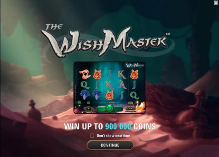 The Wish Master by All Online Pokies