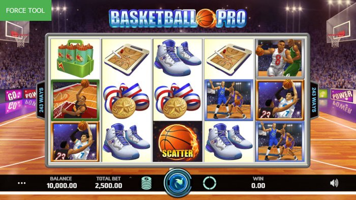 Basketball Pro by All Online Pokies