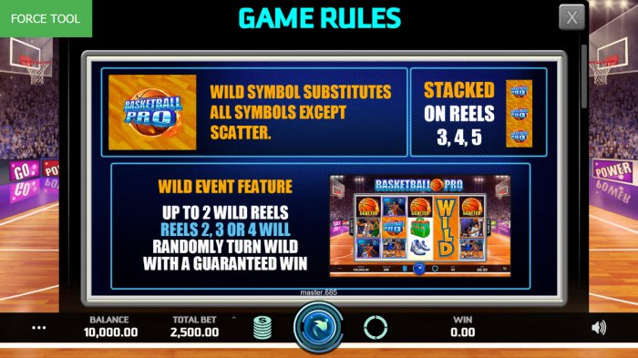 Wild Symbols Rules by All Online Pokies