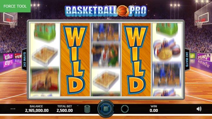 Basketball Pro screenshot