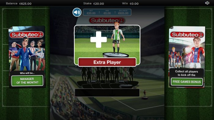 Subbuteo by All Online Pokies