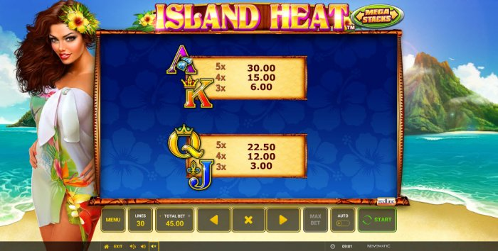 Images of Island Heat