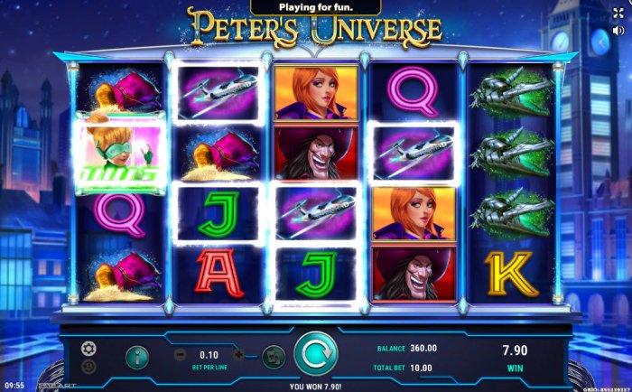 Peter's Universe screenshot