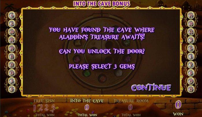 Aladdin's Legacy by All Online Pokies