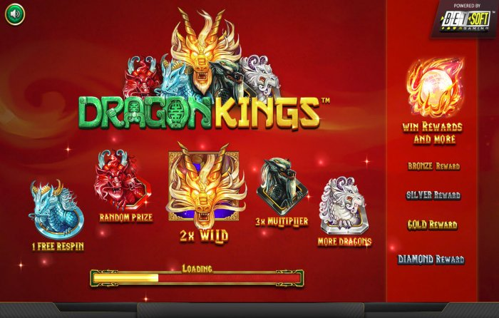 Images of Dragon Kings NJP