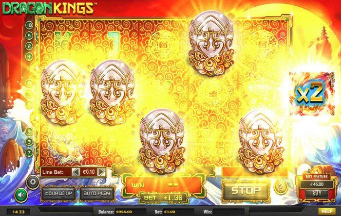 All Online Pokies - Scatter win triggers the free spins feature