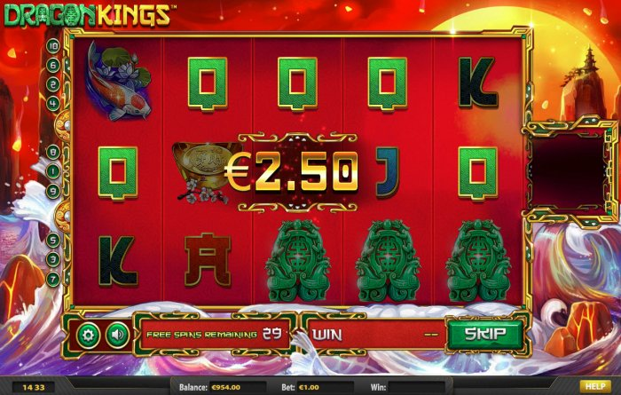 All Online Pokies - Free Spins Game Board