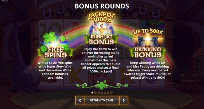 Keeping Up with the Paddys by All Online Pokies