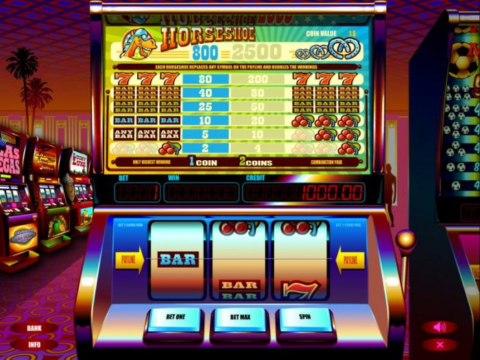 Horseshoe screenshot