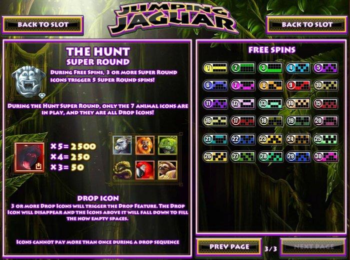 Jumping Jaguar screenshot