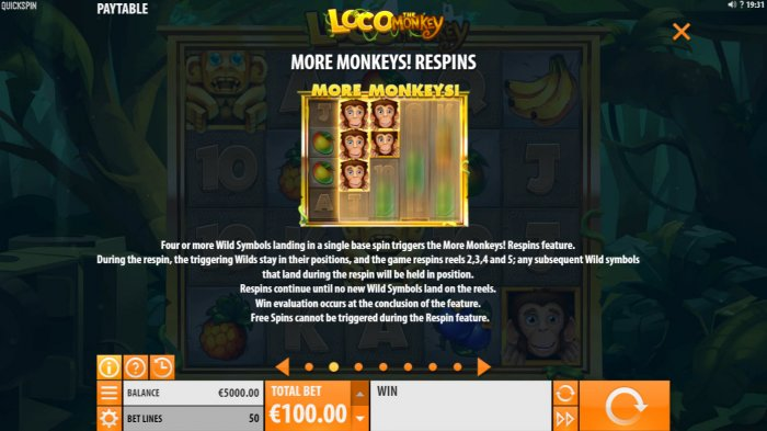 Respin Feature by All Online Pokies