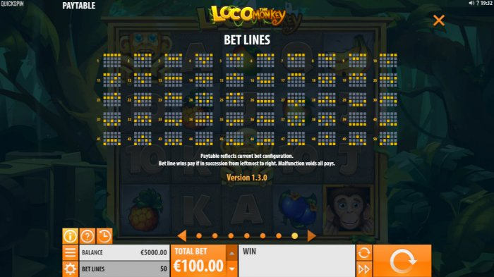 All Online Pokies - Paylines 1-50
