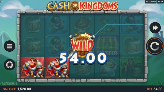 Three of a Kind by All Online Pokies