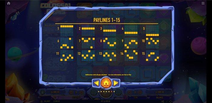 Colossal Gems screenshot