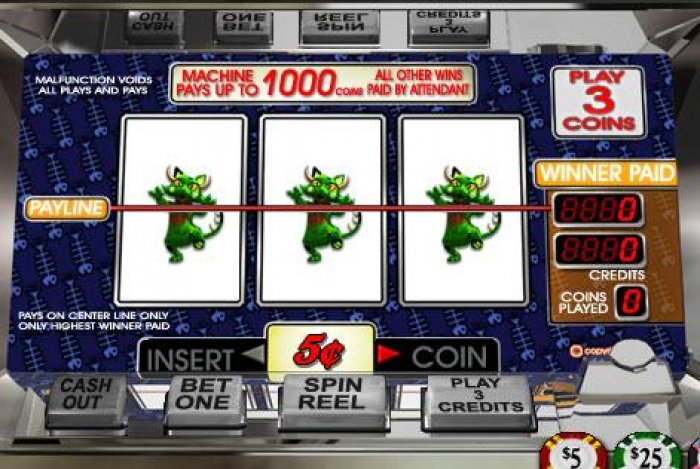 All Online Pokies image of Operation M.Y.O.W.