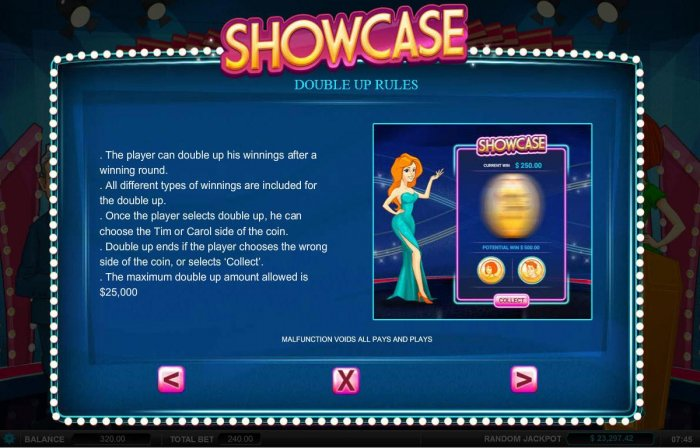 Showcase by All Online Pokies