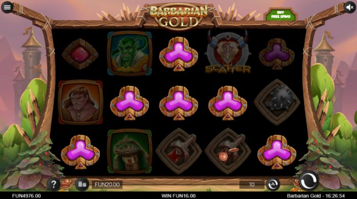 Images of Barbarian Gold