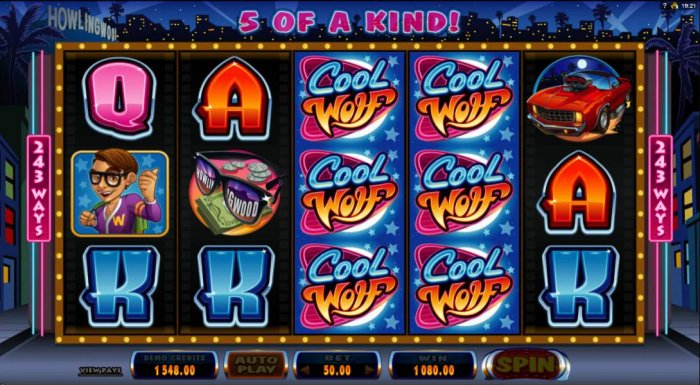 Five of a kind - All Online Pokies