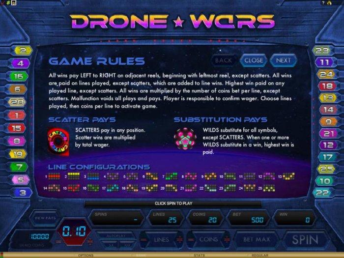 Drone Wars screenshot