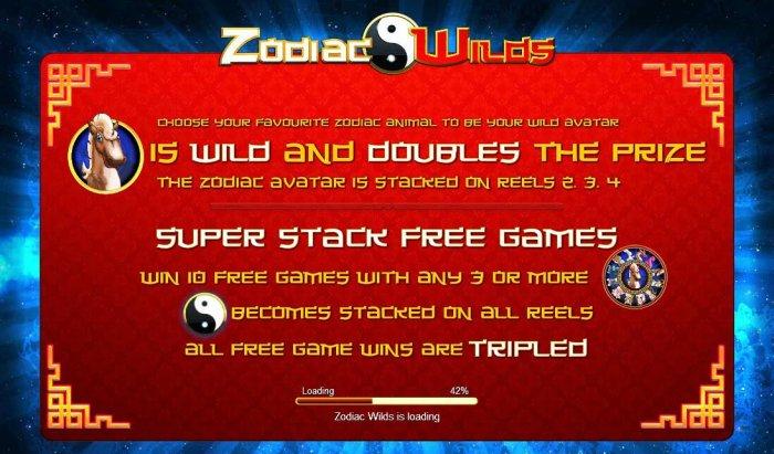 All Online Pokies image of Zodiac Wilds