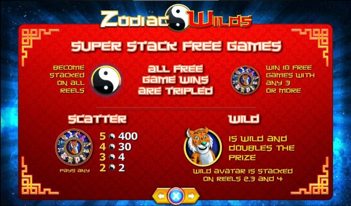 All Online Pokies - Wild and Scatter Symbols Rules and Pays
