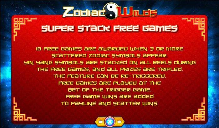 Zodiac Wilds screenshot